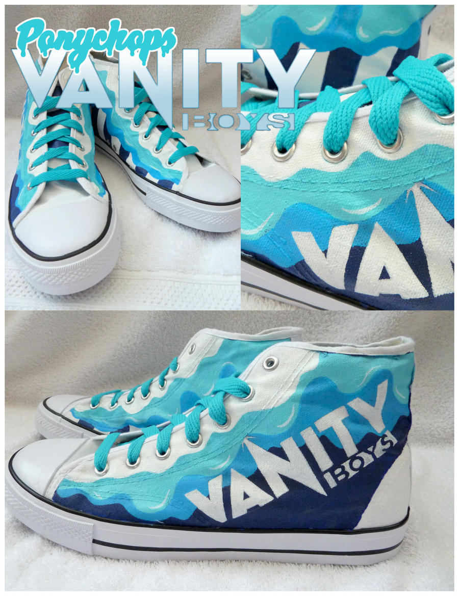 Vanity Boys Shoes by ponychops