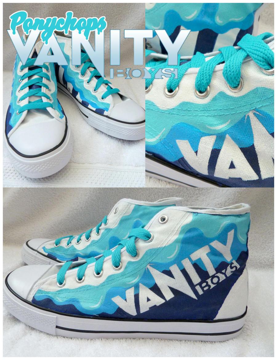 Vanity Boys Shoes by ponychops