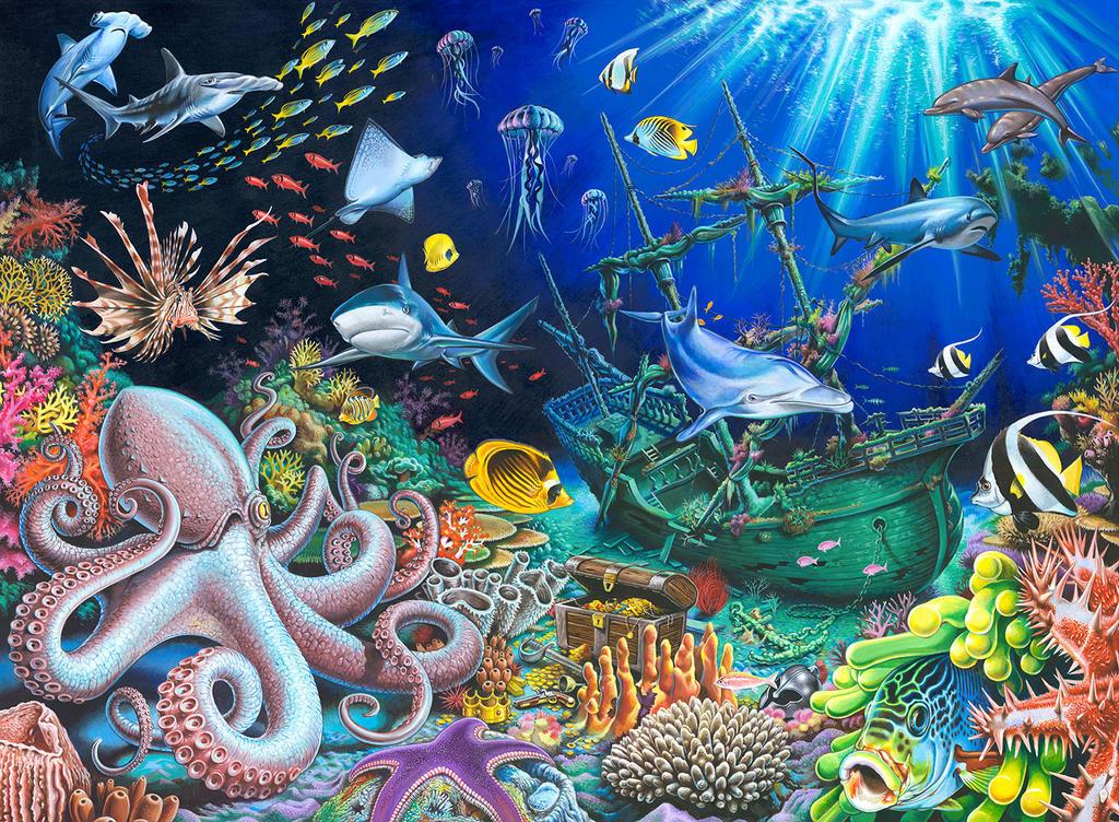 Shipwreck by doodlebat72