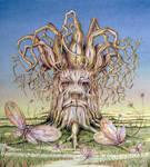 Magic Moths Tree