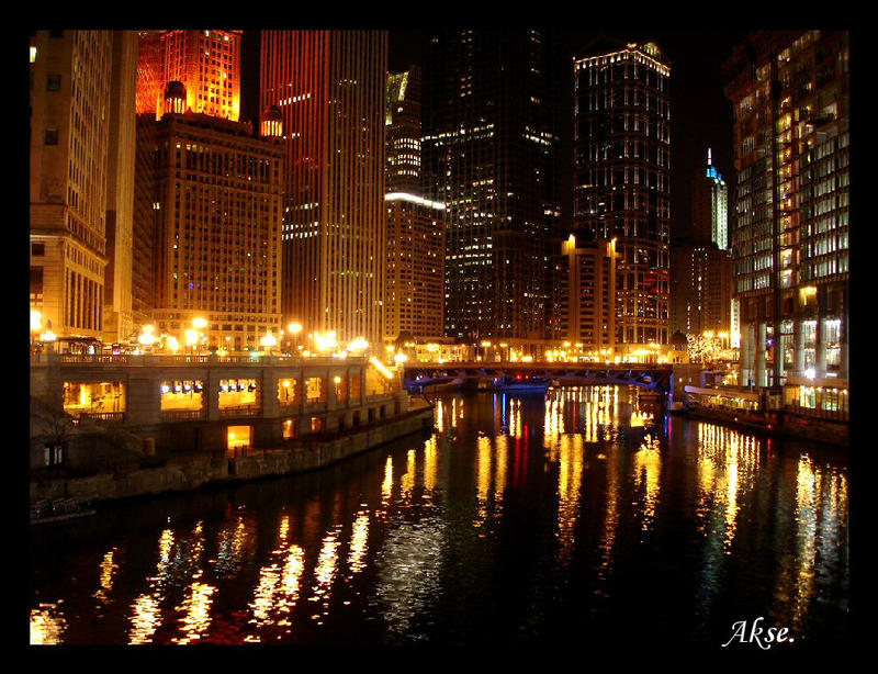 Chicago by Aksinator