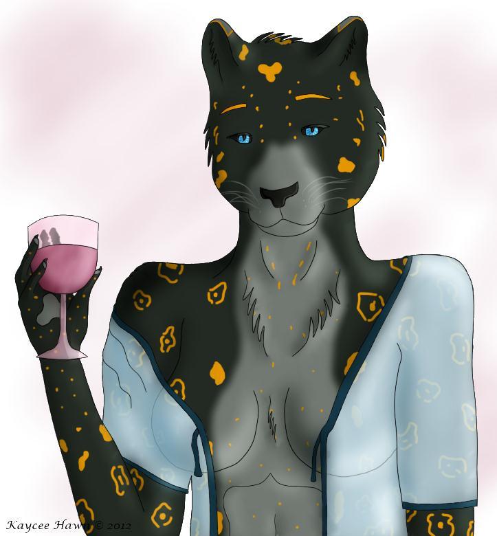 Evening Wine by siscilym
