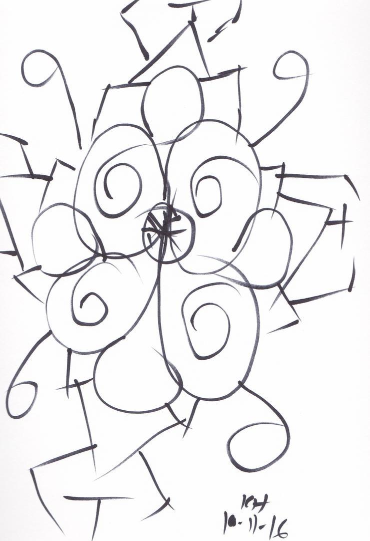 Inktober (not Penciltober) 10 by siscilym