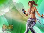 Wallpaper Tekken: Christie
