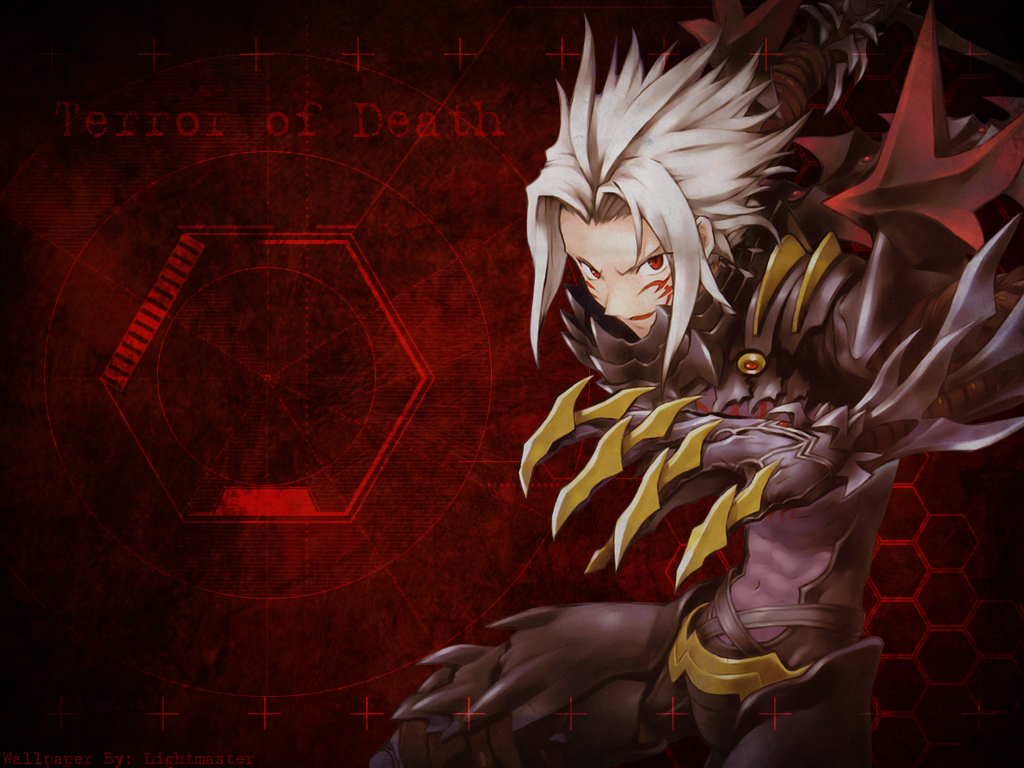 Wallpaper .Hack Haseo by shirotsuki-hack