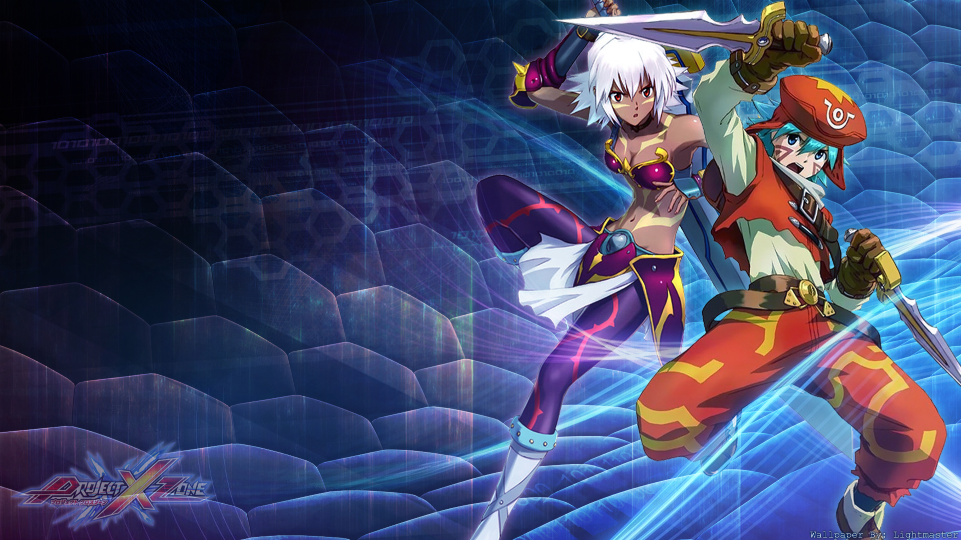 _hack_wallpaper__project_x_zone_by_shiro