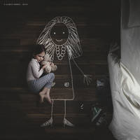 i lost a part of me by Ahmed-Fares94
