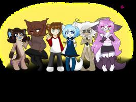 My favourite animatorssssss by huskydog36