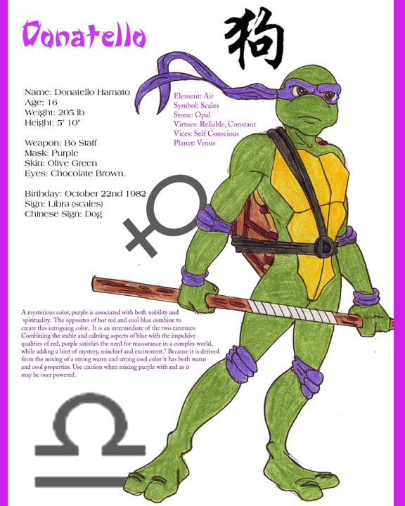 Donatello Tmnt Original