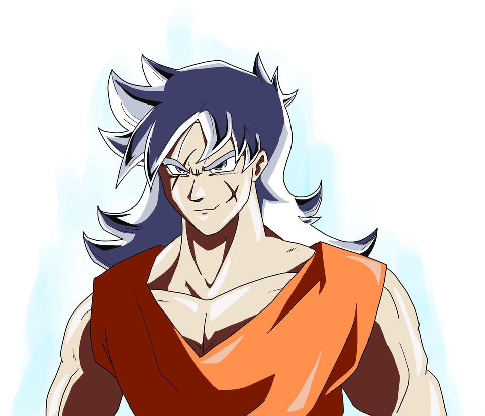 Yamcha, the only ultimate warrior by Mugetsu-Hiyori