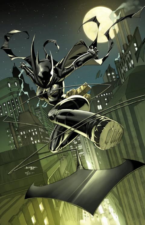 batgirl by alegarza