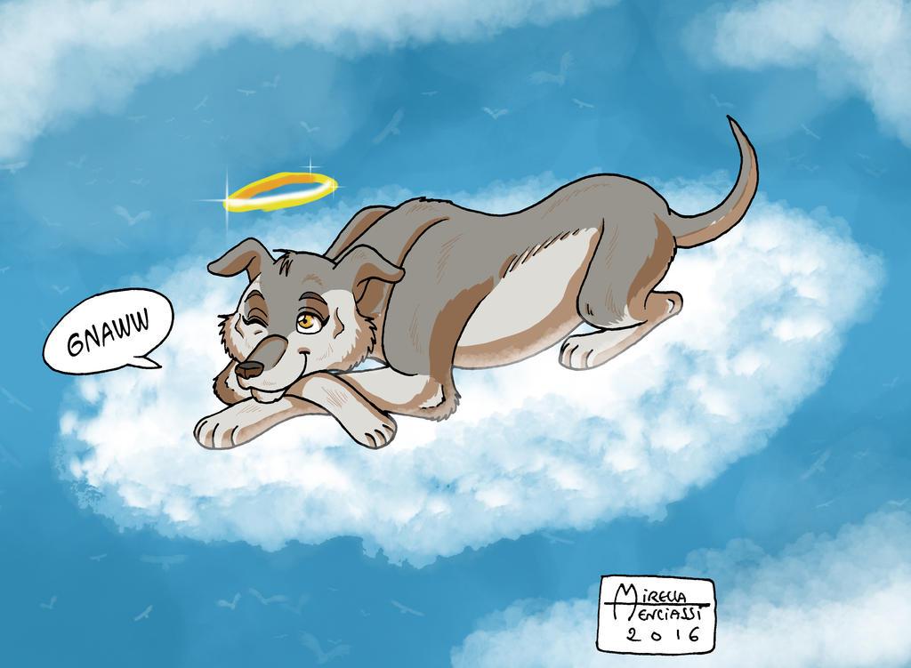 KEI in heaven by RUNNINGWOLF-MIRARI