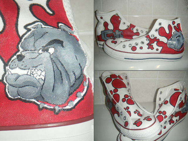 Bulldog Shoes by Eclipsed05
