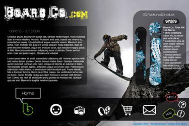 Board Co. - Snowboard Company by matt94gt