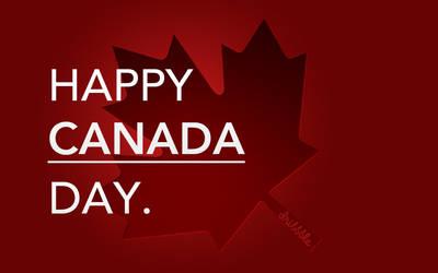Happy Canada Day 2012 by matt94gt