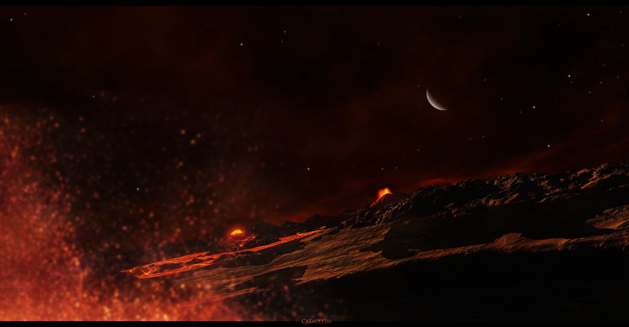 Cataclysm by Grim962