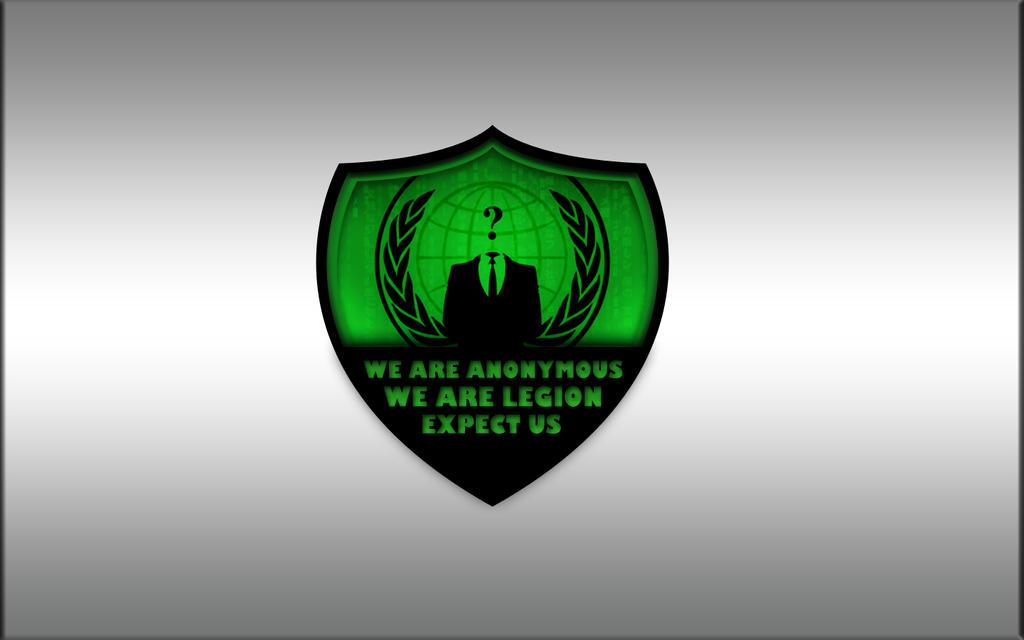 Anonymous logo by NikCompany on DeviantArt
