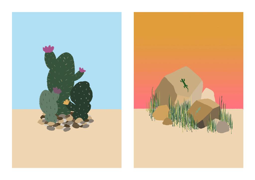Desert by blueskyRose
