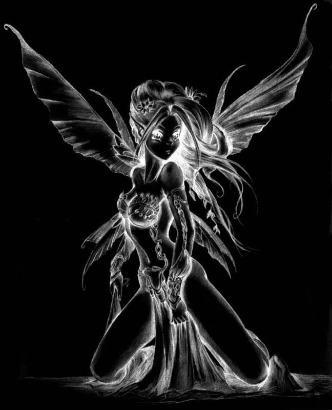 Dark Farie by johnyboy666