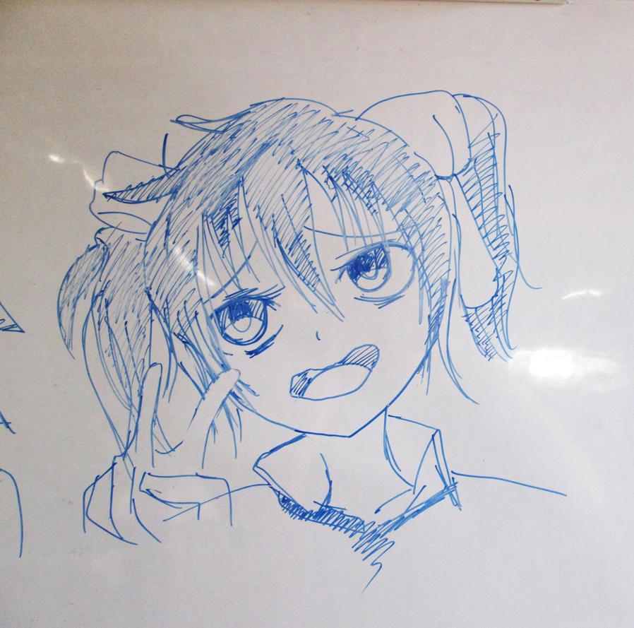Tomoko para todos xd by secretosycolores