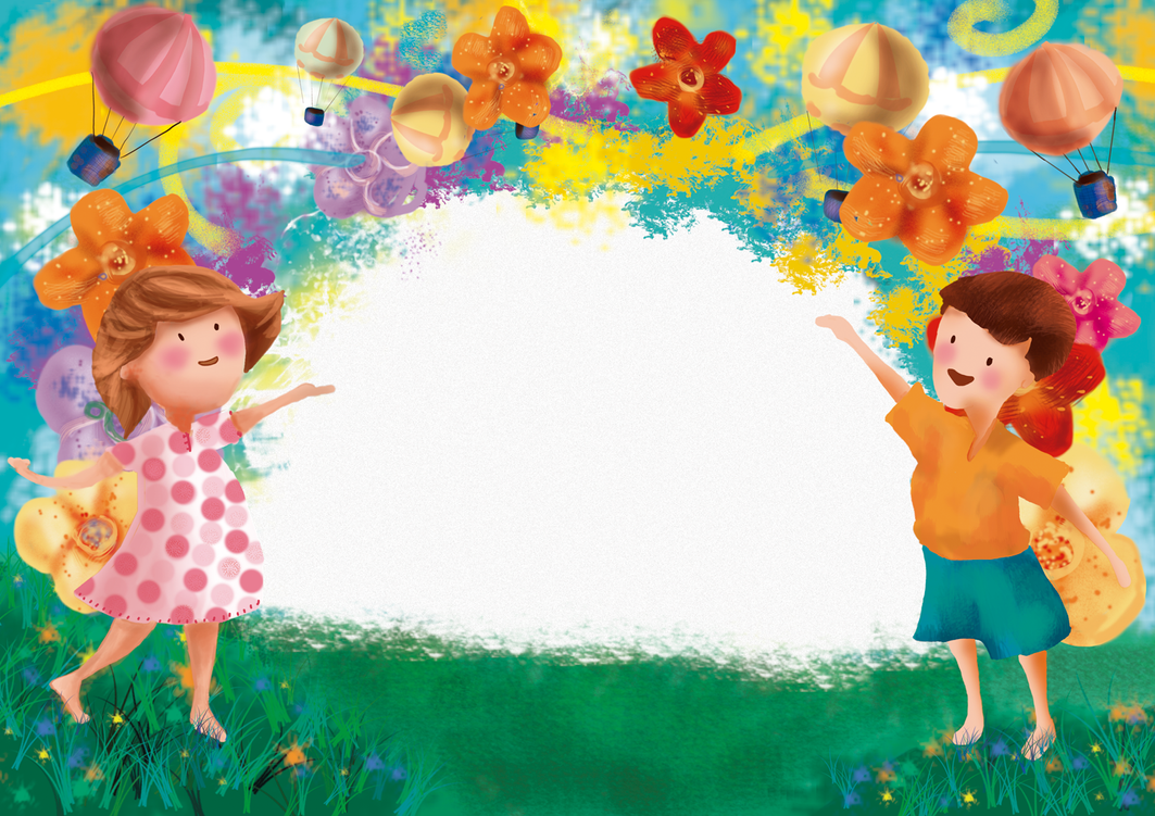 HE REGRESADO DIPLOMA CHILDREN. by secretosycolores