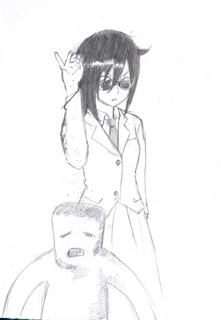 Tomoko pimienta by secretosycolores