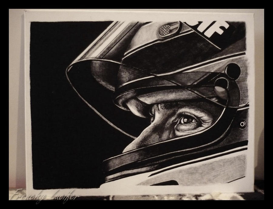 Senna by HLea33