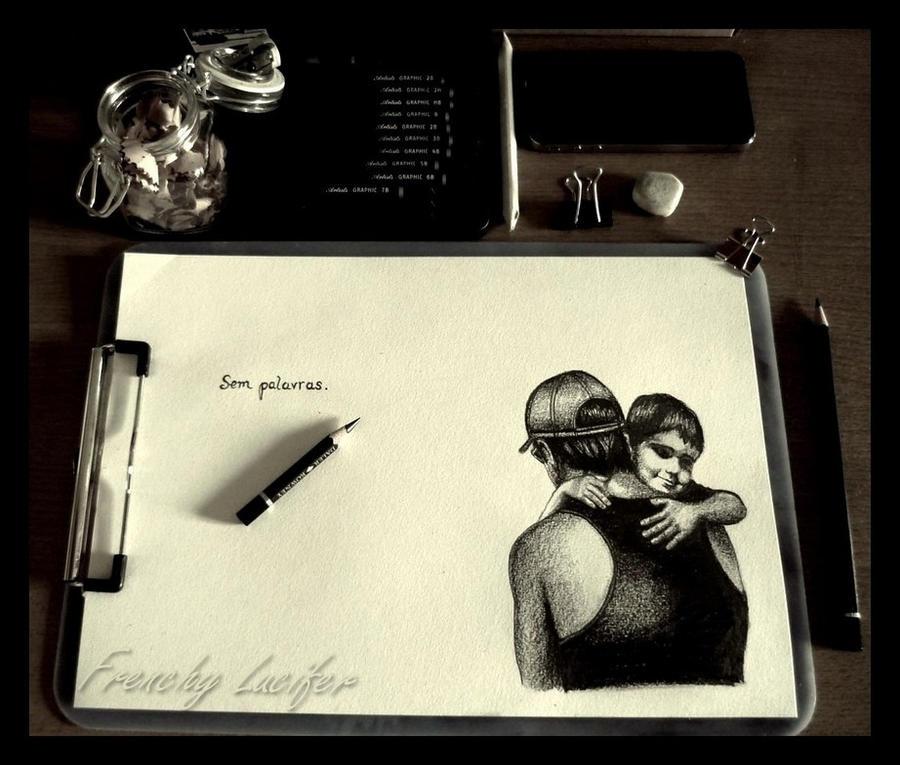 Sem Palavras. by HLea33