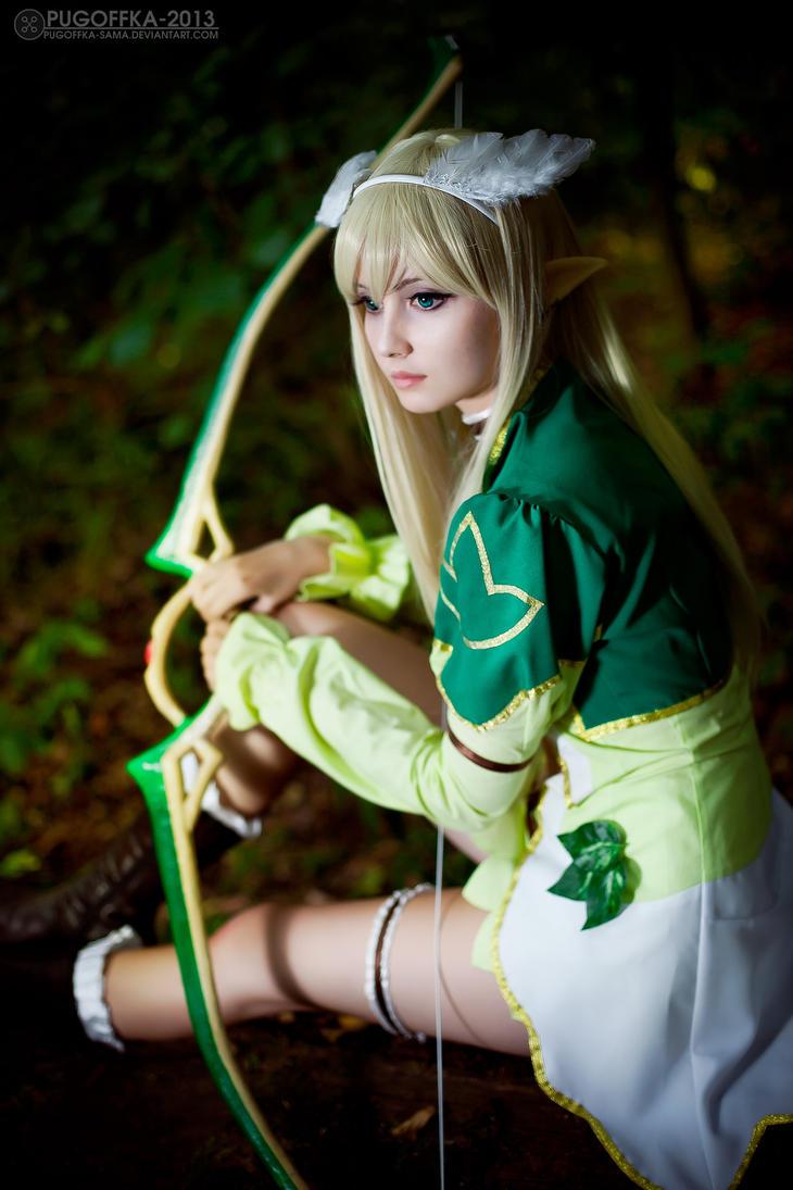 Hot elves cosplay pics sexual pics