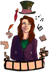 Portrait Kristine