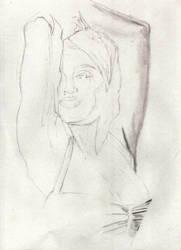 Girl 2.1 by thefadderly