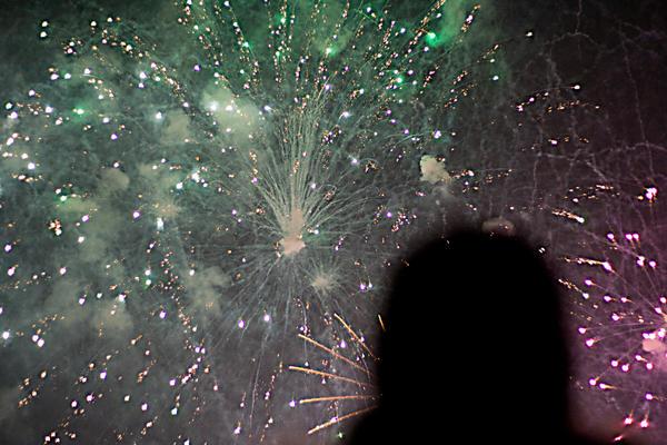 Fireworks by jareqw