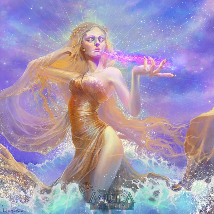 Venus Whisper - Mitos y Leyendas TCG