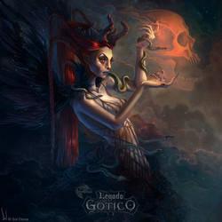 Lilith - Mitos y Leyendas TCG by SolDevia