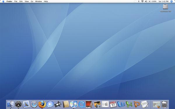 Desktop Screenshot 8-4-07