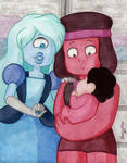 Ruby and Sapphire Week: Day One
