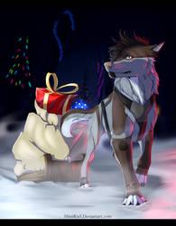 .:Secret Santa:. Ieno by HimiKiel