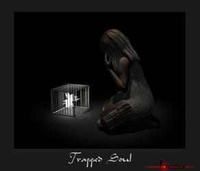 Trapped Soul by sheeban