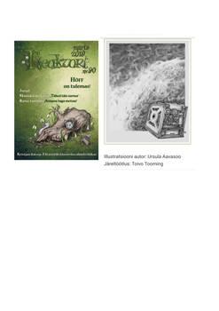 Illustration for magazine Reaktor