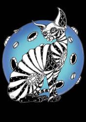 Blue Moon Cat