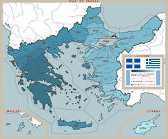 Great Greece: timeline of territorial acquisitions