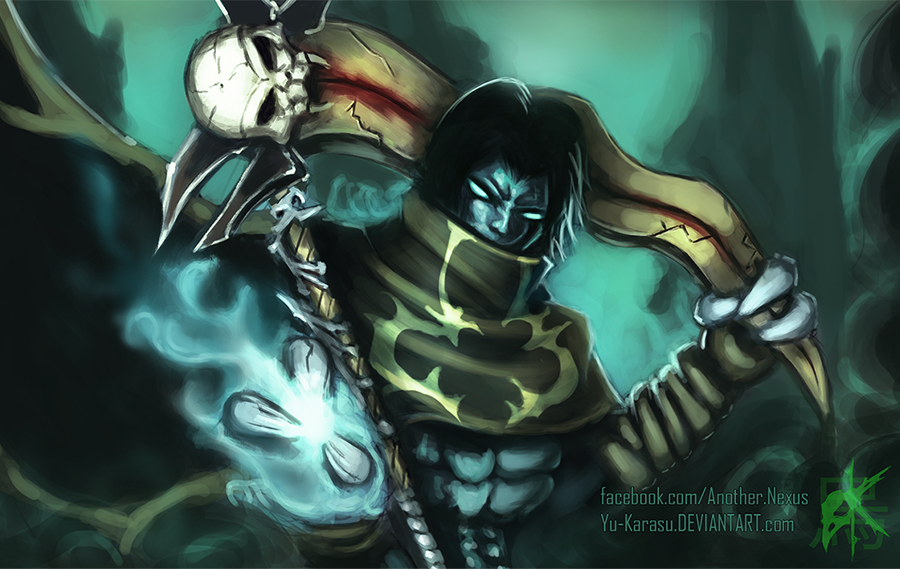 Raziel - The Angel of Death by yu-karasu ...