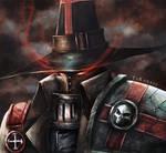 Victor Saltzpyre as in Warhammer 40k