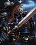 Talos Valcoran - The Prophet of the VIII Legion
