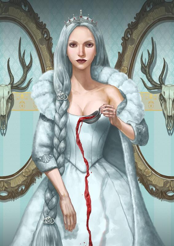 Bloodstream Queen by sumeragisama