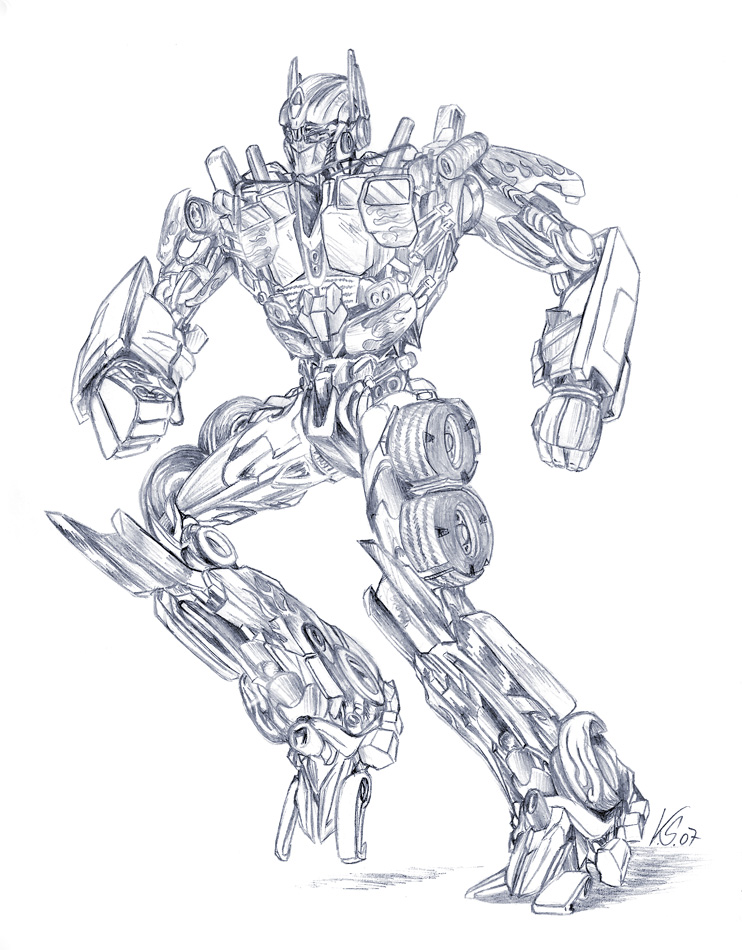 transformers optimus prime by suzidragonlady on deviantart