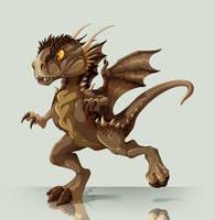 D-Rex by suzidragonlady