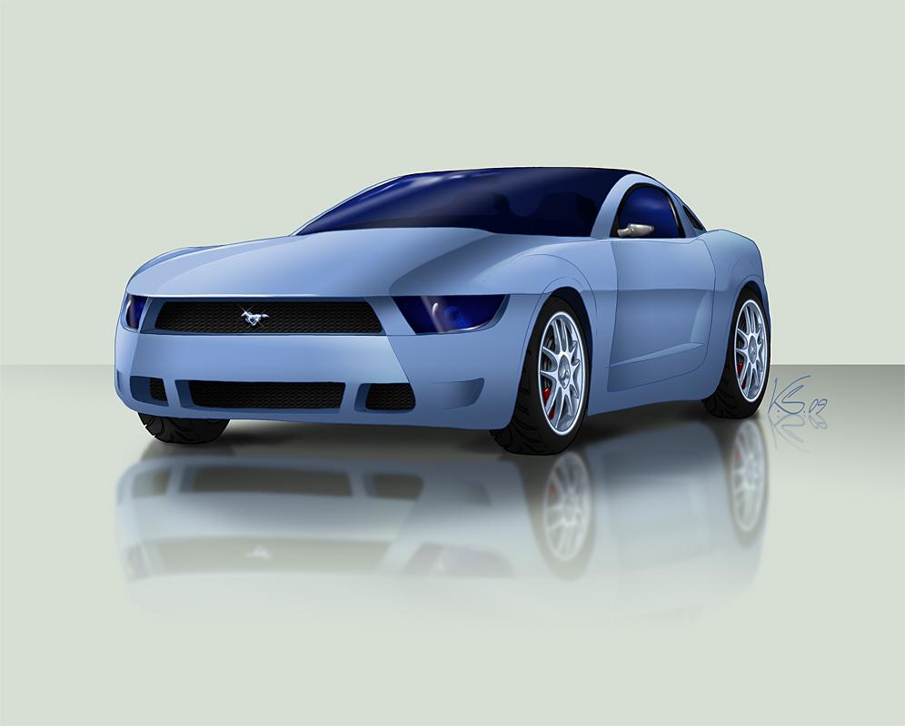 Quickstep - Mustang Giugiaro