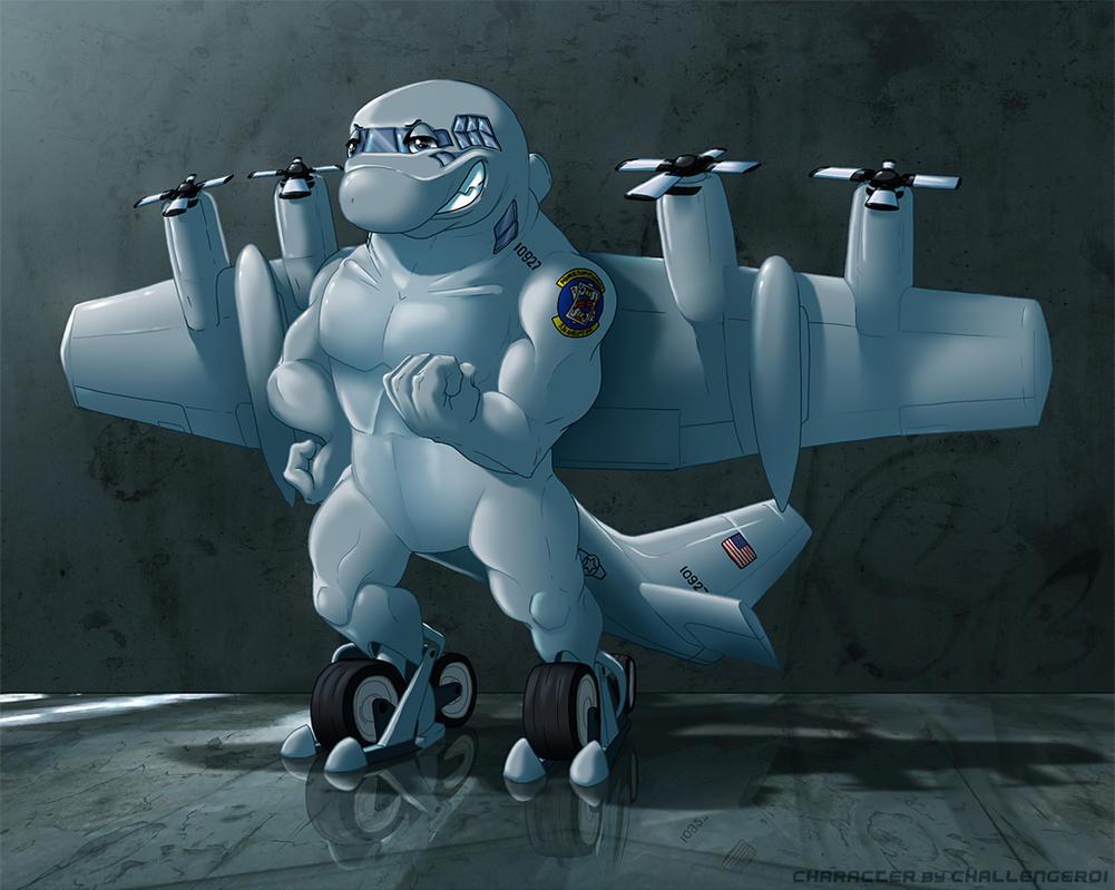 C-130 by suzidragonlady