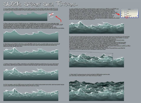Stormy Sea Tutorial